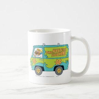 The Mystery Machine Shot 14 Coffee Mug