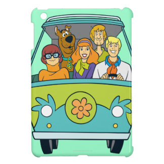 The Mystery Machine Shot 16 Case For The iPad Mini