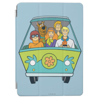 The Mystery Machine Shot 16 iPad Air Cover
