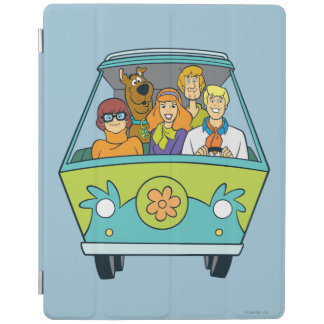 The Mystery Machine Shot 16 iPad Cover