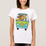 The Mystery Machine Shot 16 T-Shirt