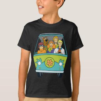 The Mystery Machine Shot 16 Tshirts
