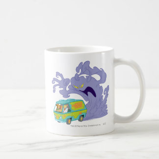 The Mystery Machine Shot 20 Coffee Mug