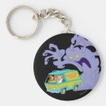 The Mystery Machine Shot 20 Key Chains