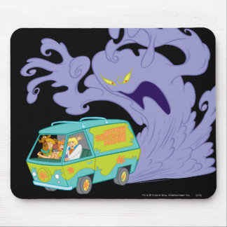 The Mystery Machine Shot 20 Mouse Mat