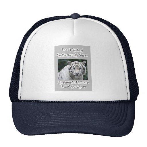 The Mystery On Burgundy Street Hat