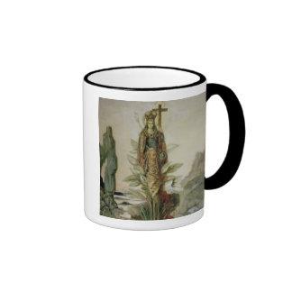 The Mystic Flower Coffee Mug