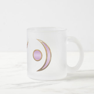 The Mystic Frosted Glass Mug