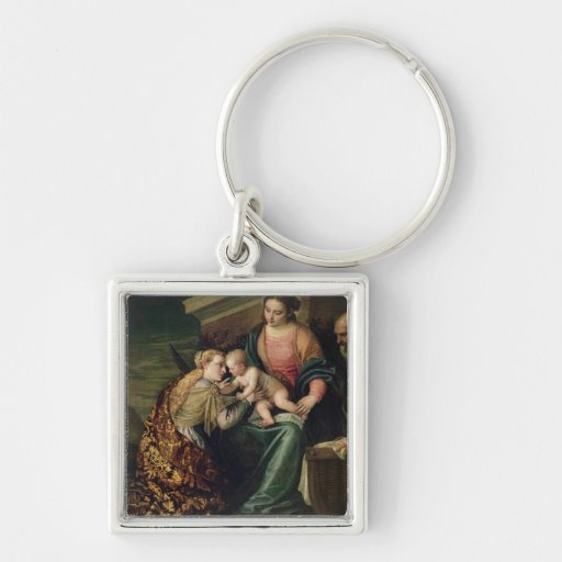 The Mystic Marriage Key Chain