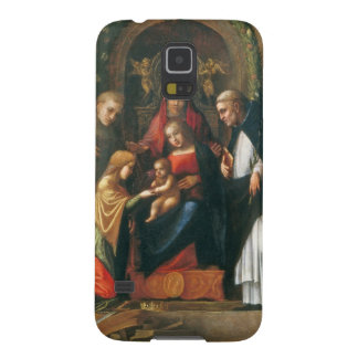 The Mystic Marriage of Saint Catherine Galaxy S5 Cover