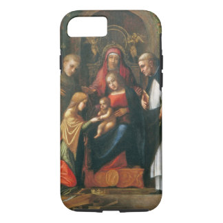 The Mystic Marriage of Saint Catherine iPhone 8/7 Case