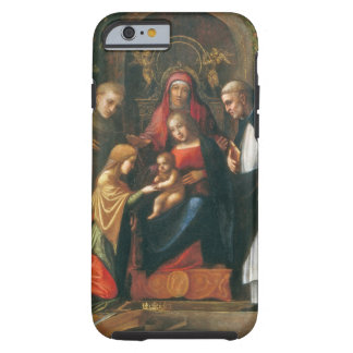 The Mystic Marriage of Saint Catherine Tough iPhone 6 Case