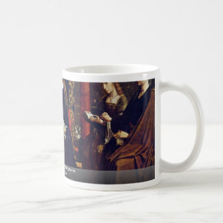 The Mystic Marriage Of St Catherine Mugs