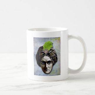 The Mystic Sees All, new age Basic White Mug