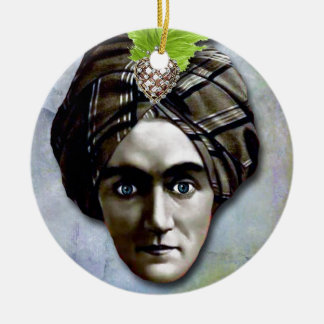 The Mystic Sees All new age Christmas Ornaments