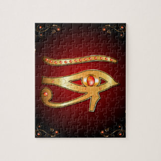 The mystical all seeing eye puzzles