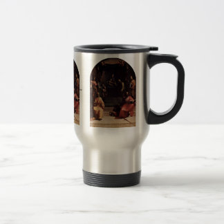 The Mystical Marriage Of St. Catherine Of Siena Coffee Mugs