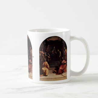 The Mystical Marriage Of St. Catherine Of Siena Mugs