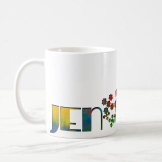 The Name Game - Jen Coffee Mug