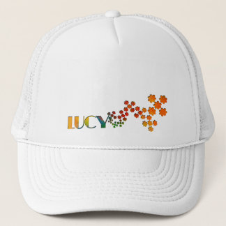 The Name Game - Lucy Trucker Hat