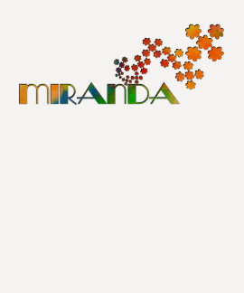 The Name Game - Miranda Shirt