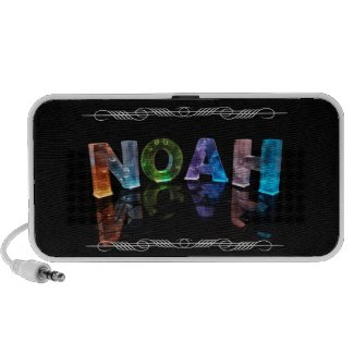 The Name Noah - Name in Lights (Photograph) Speaker