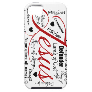 The Name of Jesus Case For The iPhone 5