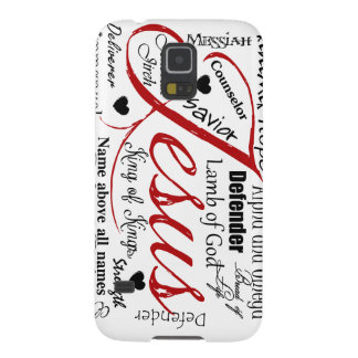 The Name of Jesus Galaxy S5 Cases