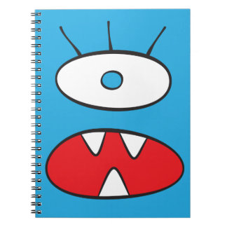 The Nameless Beast 80 page Notebook