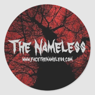 the nameless sticker