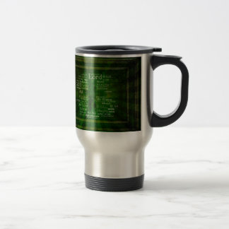 THE NAMES OF GOD listed Travel Mug