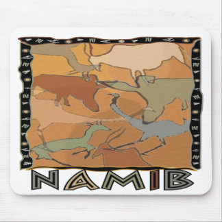 The Namib Mousepad