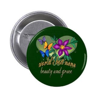 The Nana Collection Pins