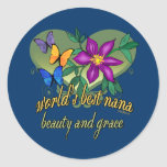 The Nana Collection Stickers
