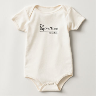 The Nap Not Taken Baby Bodysuit