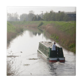 THE NARROW BOAT TILE