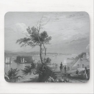 The Narrows from Fort Hamilton Mousepad