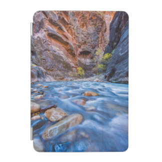 The Narrows Of The Virgin River In Autumn 3 iPad Mini Cover