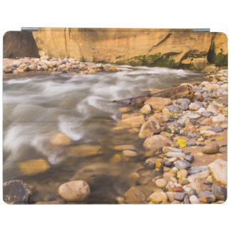 The Narrows Of The Virgin River In Autumn 4 iPad Cover
