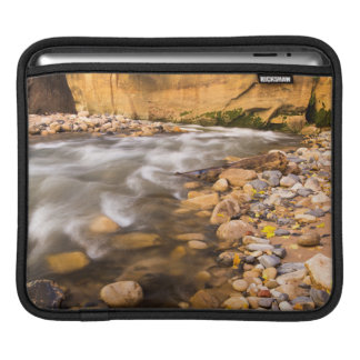The Narrows Of The Virgin River In Autumn 4 iPad Sleeve