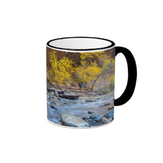 The Narrows Of The Virgin River In Autumn Mugs