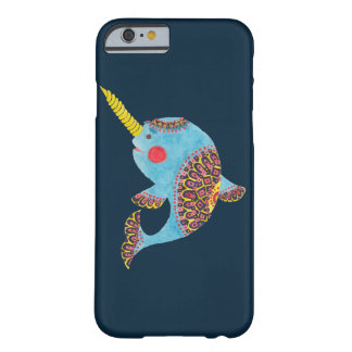 The Narwhal Barely There iPhone 6 Case