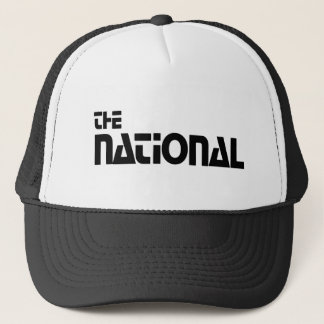 The National - 1980 promo graphic Trucker Hat
