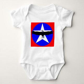 The National bird Baby Bodysuit