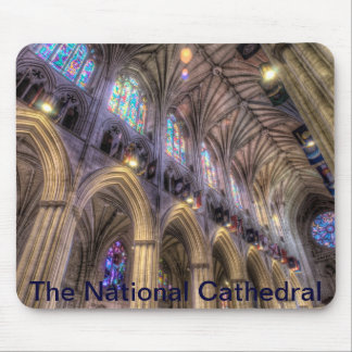 The National Cathedral Mouse Mat