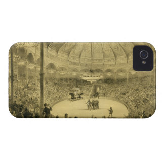 The National Circus, published by Auguste Bry (lit iPhone 4 Cases