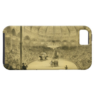 The National Circus, published by Auguste Bry (lit iPhone 5 Covers