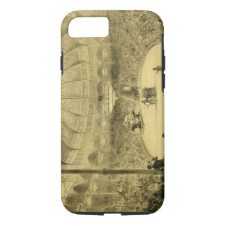 The National Circus, published by Auguste Bry (lit iPhone 8/7 Case