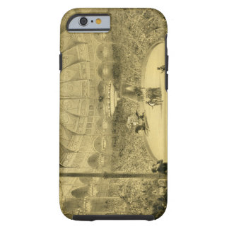 The National Circus, published by Auguste Bry (lit Tough iPhone 6 Case