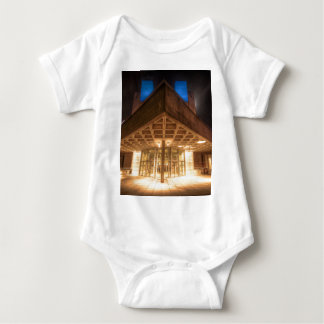 The National Theatre, London's Southbank Baby Bodysuit